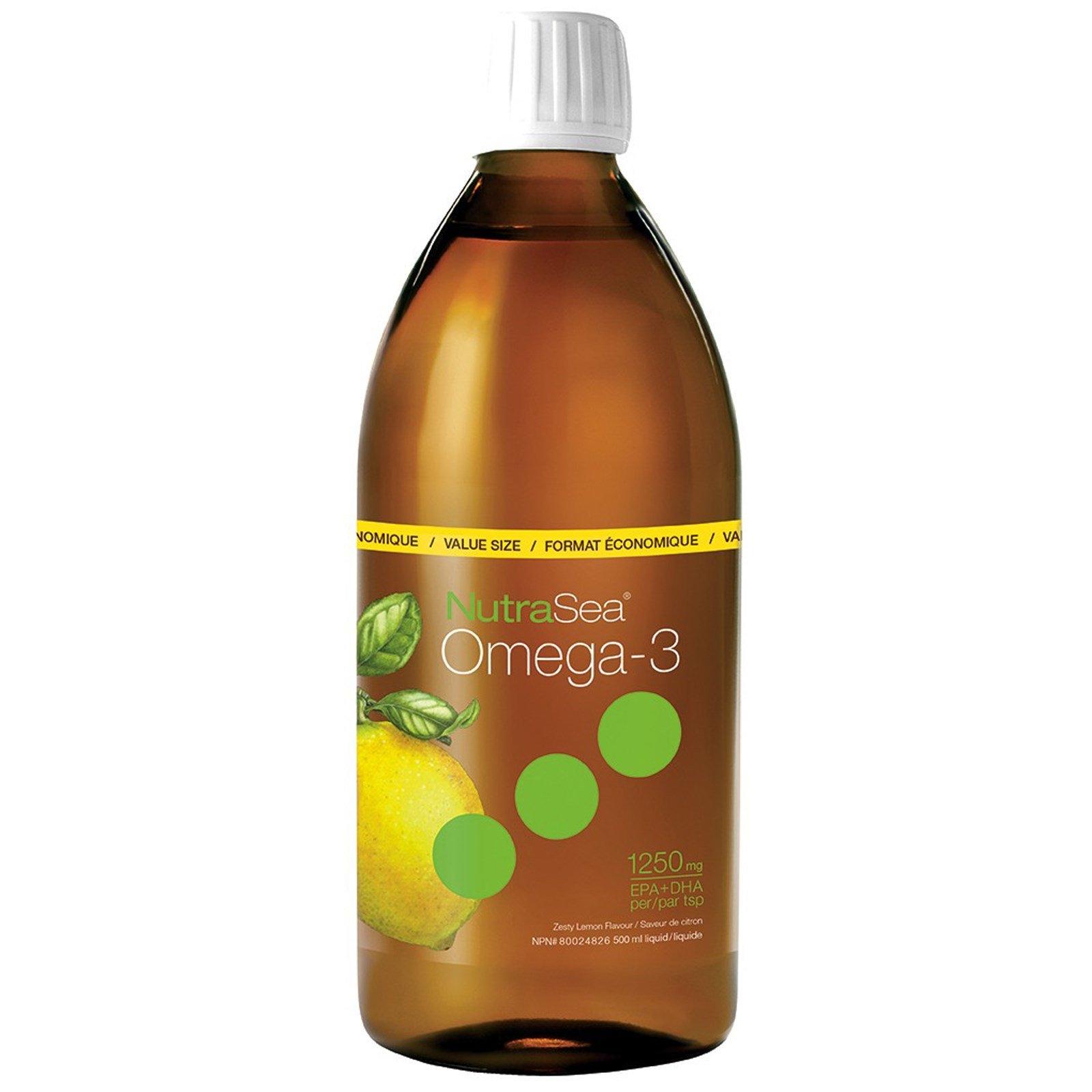 Ascenta NutraSea omega-3