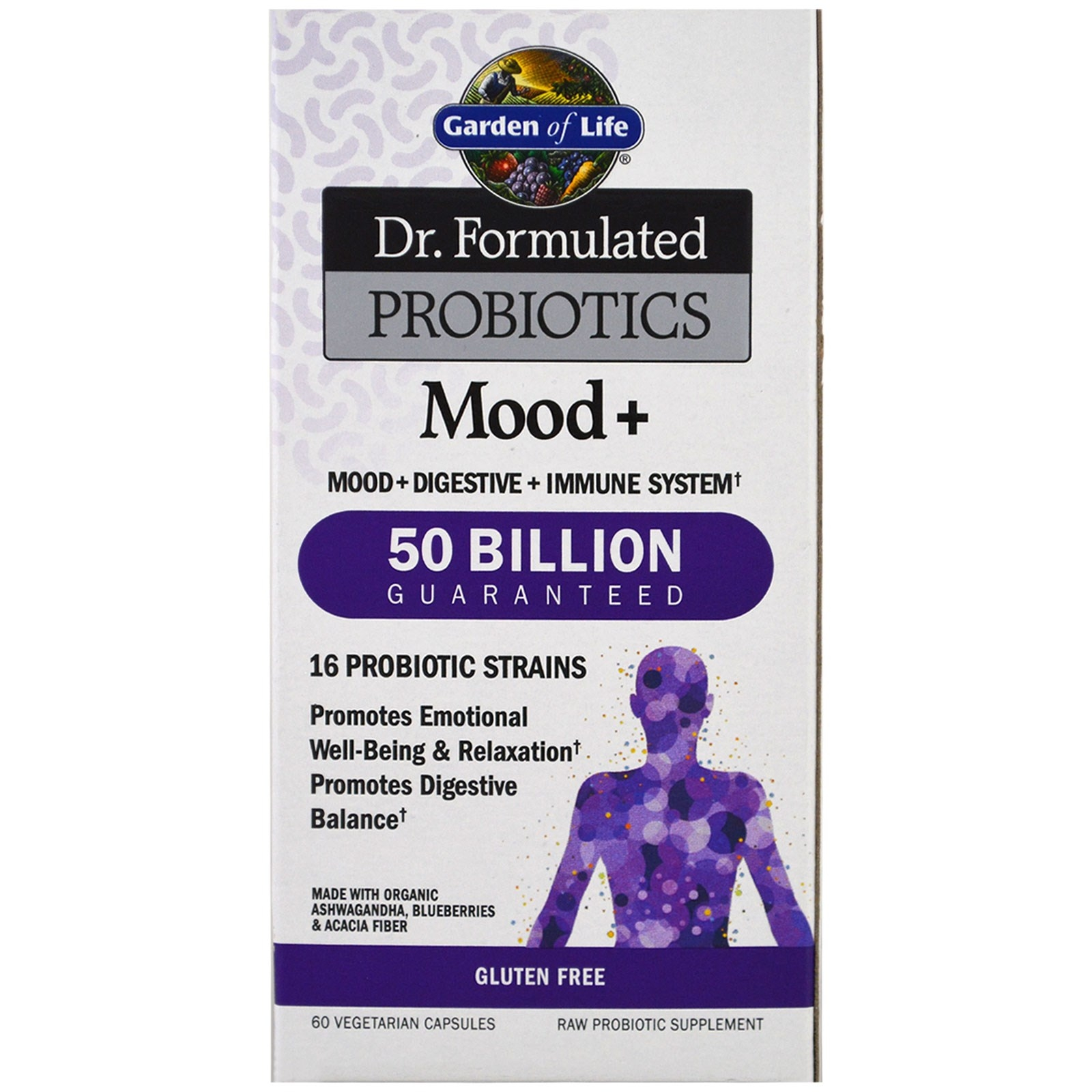 Garden Of Life Dr Formulated Mood