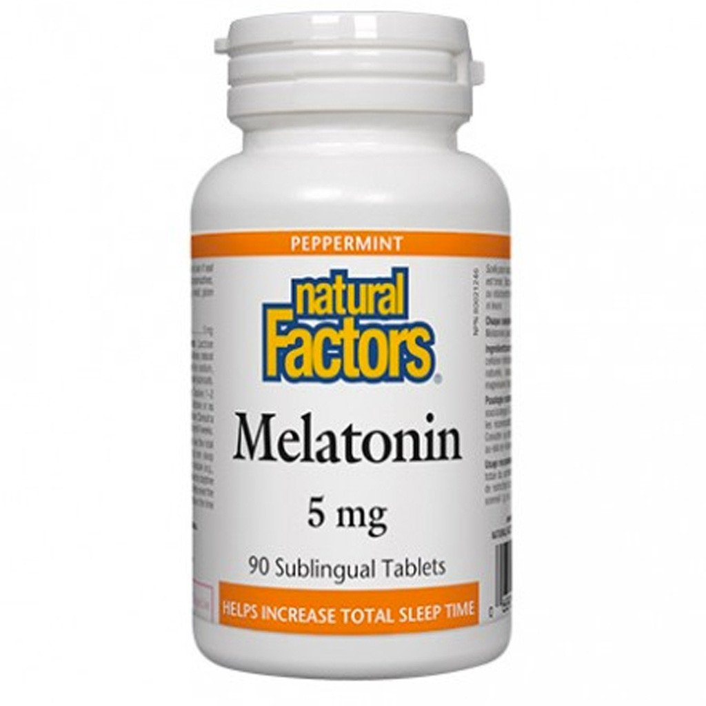 Natural Factors Melatonin